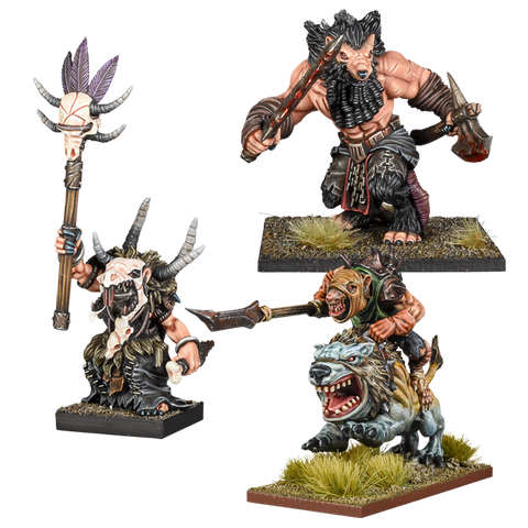 Ratkin Warband Booster Set - Vanguard