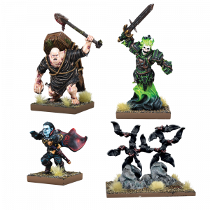 Undead Warband Booster - Kings of War Vanguard