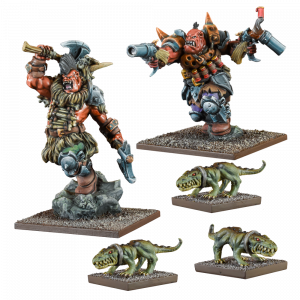Warband booster MightyLancerGames