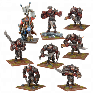 Warband Set - Ogres MightyLancerGames