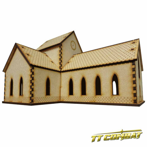 TT Combat:  Church (15mm)