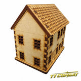 TT Combat: Townhouse (15mm)