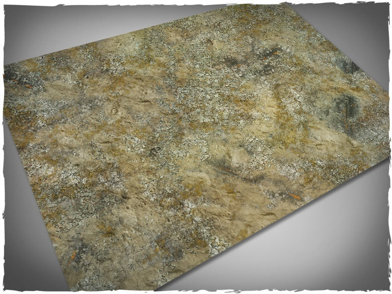 Urban Wasteland - 6'x4' Mousepad (Deep Cut Studios)