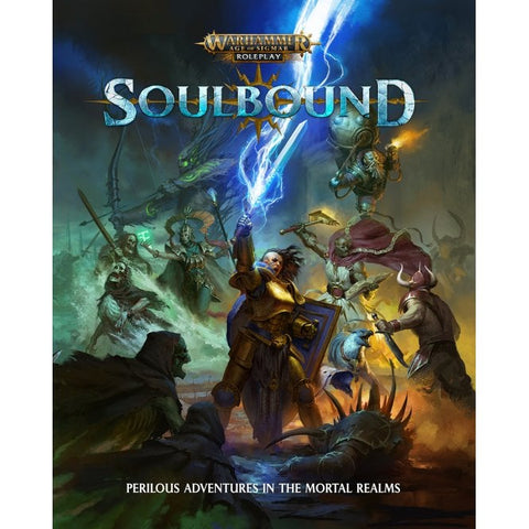 Soulbound RPG AOS Book
