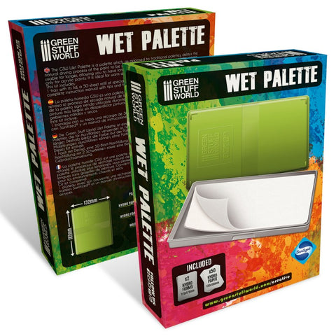 Wet Palette (10183) -  GSW