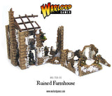 ruined farmhouse plastic bolt action 28mm kit