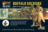 Bolt Action: US Buffalo Soldiers - Black US infantry