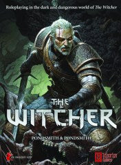 The Witcher Rpg Core Rulebook :www.mightylancergames.co.uk