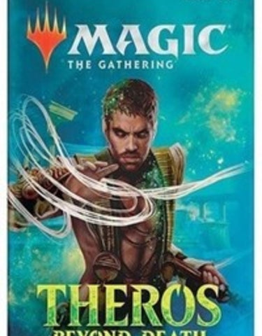 Magic: The Gathering Theros Beyond Death Booster pack (15 cards)