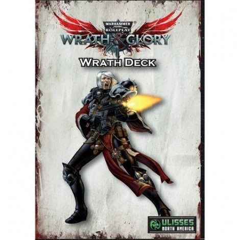 Wrath Deck - Wrath & Glory RPG: www.mightylancergames.co.uk