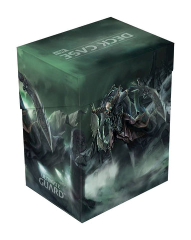 Court of the Dead Basic Deck Case 80+ Standard Size Death's Executioner I