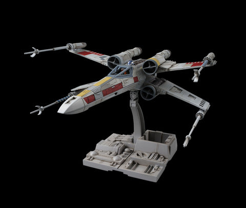 X-Wing Starfighter (1/72)  -  Scale Plastic Model Kit