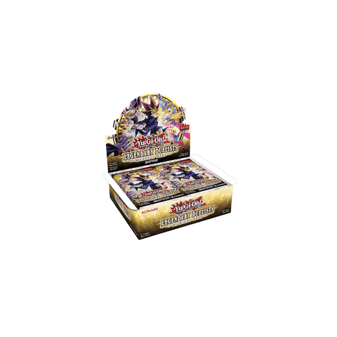 YU-GI-OH! Legendary Duelists Magical Hero - Booster Box