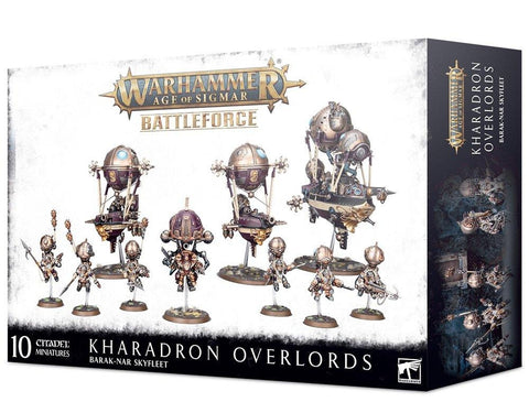 Barak-Nar Skyfleet - Kharadron Overlords Battleforce ***Pre-Order for 5th December 2020***
