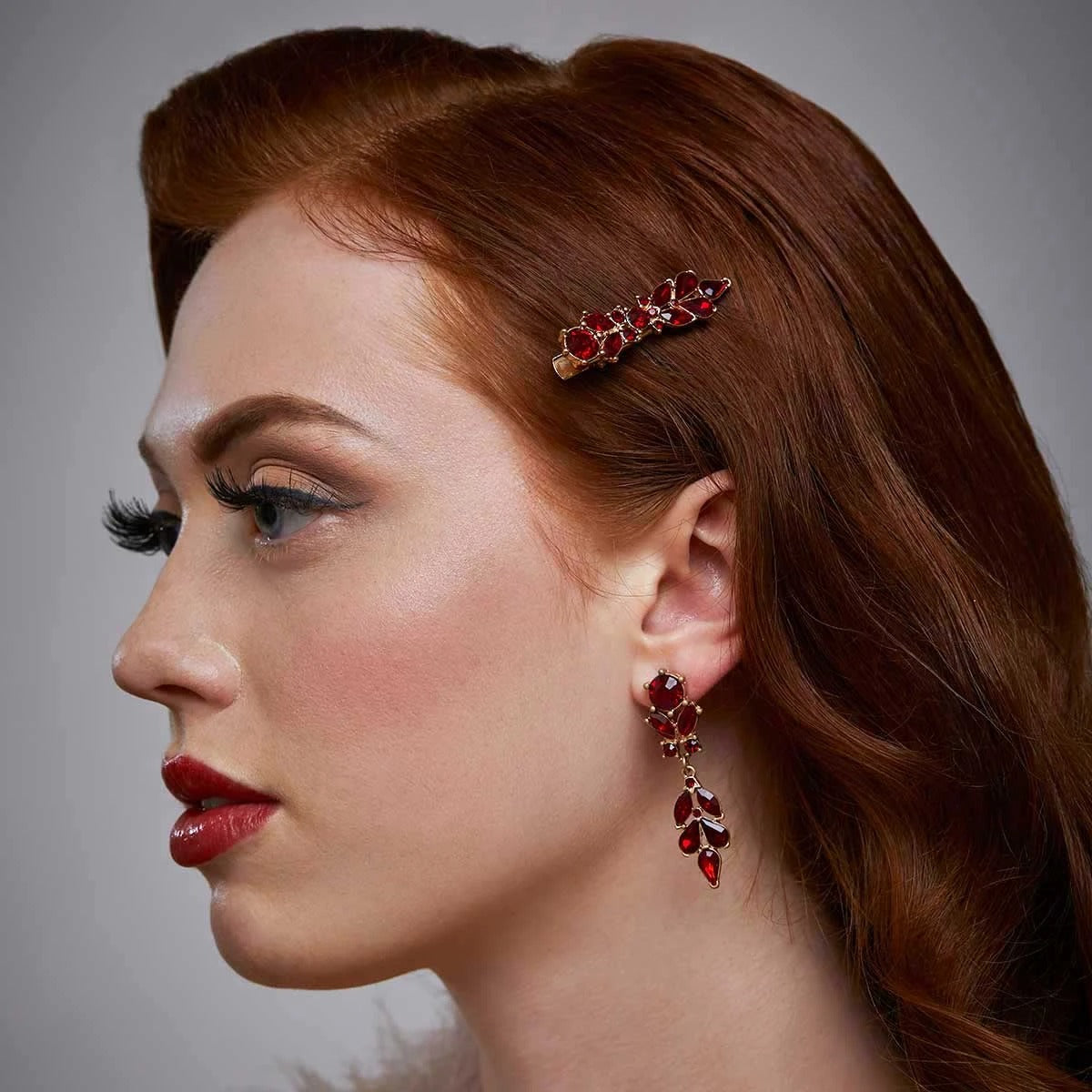 Lovett Hair Access - Antique Diamante
