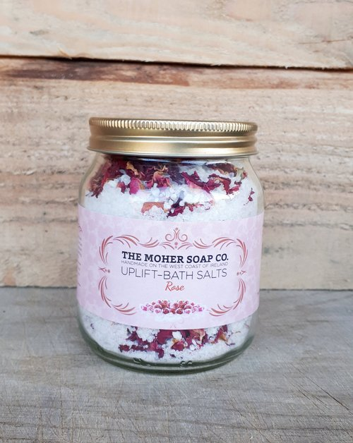Moher Soap Co Bath Salts