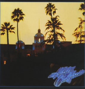 Vinyl - Eagles - Hotel California