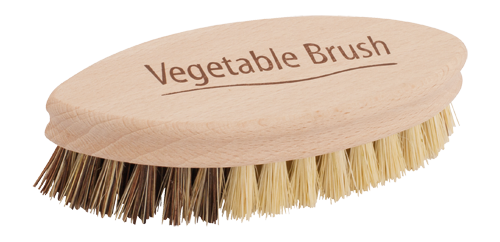 Redecker Brush - Vegetable Brush - Beechwood