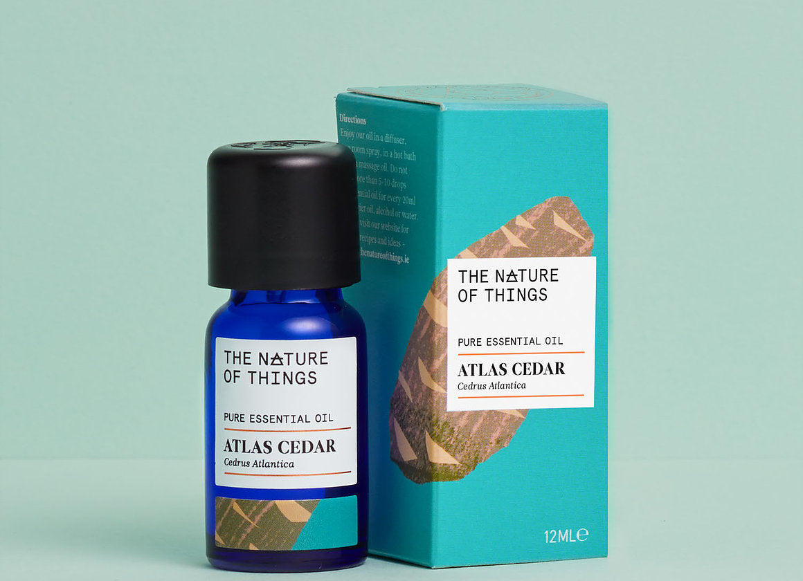 Nature of Things - Cedar (Atlas) Essential Oil 12ML