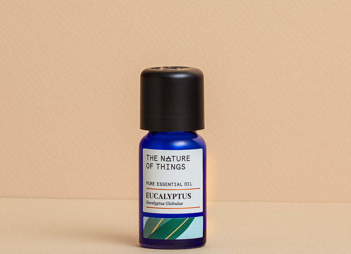 Nature of Things - Eucalyptus (Globulus) Essential Oil 12ML