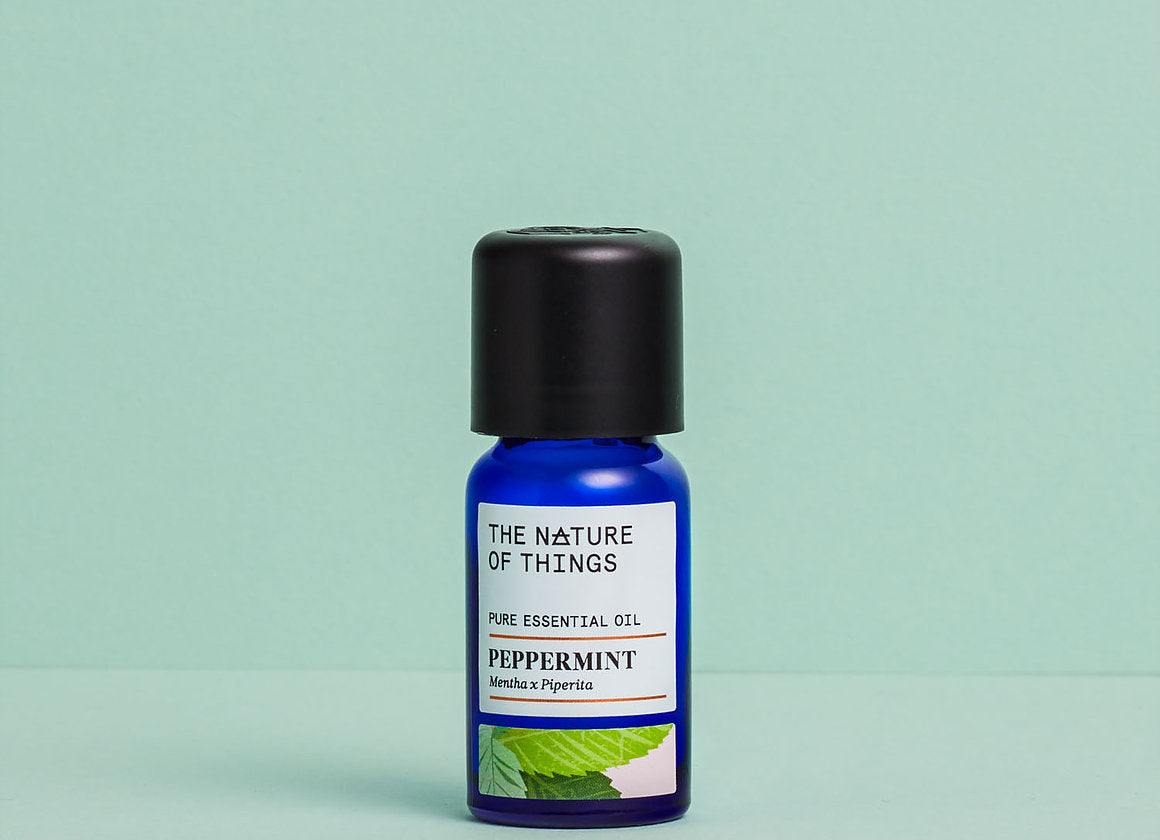 Nature of Things - Peppermint Essential Oil 12ML