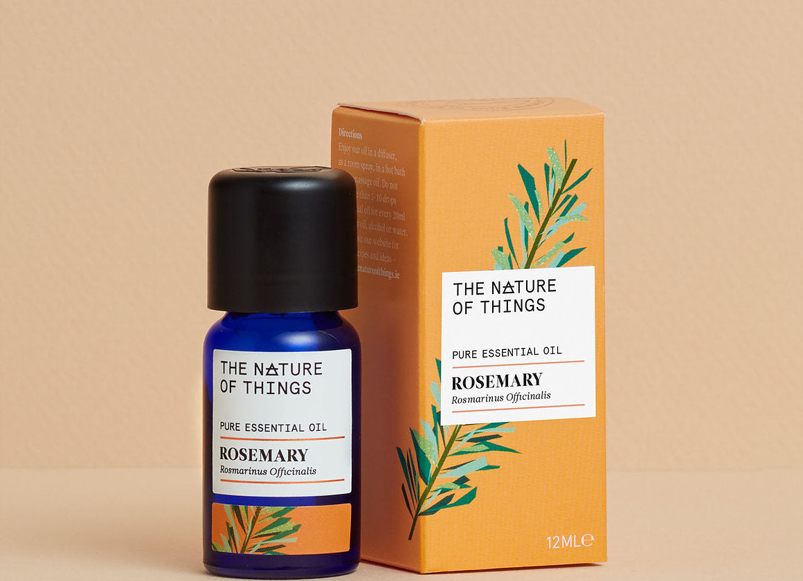Nature of Things - Rosemary Essential Oil - Organic 12ML
