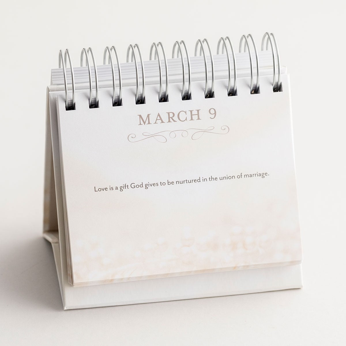 Dayspring Perpetual Calender - Marriage Blessings