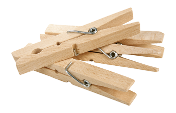 Redecker Clothes Pegs - Wooden set of 20