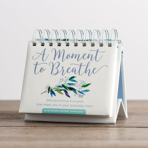 Dayspring Perpetual Calender - A Moment To Breathe