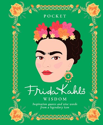 Book: POCKET FRIDA KAHLO WISDOM