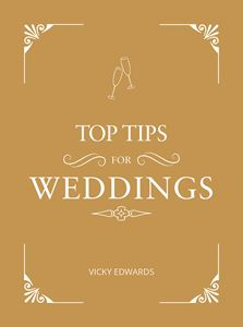 Book - TOP TIPS FOR WEDDINGS