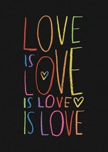 Book: LOVE IS LOVE IS LOVE IS LOVE