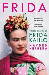 Book: FRIDA: THE BIOGRAPHY OF FRIDA KAHLO