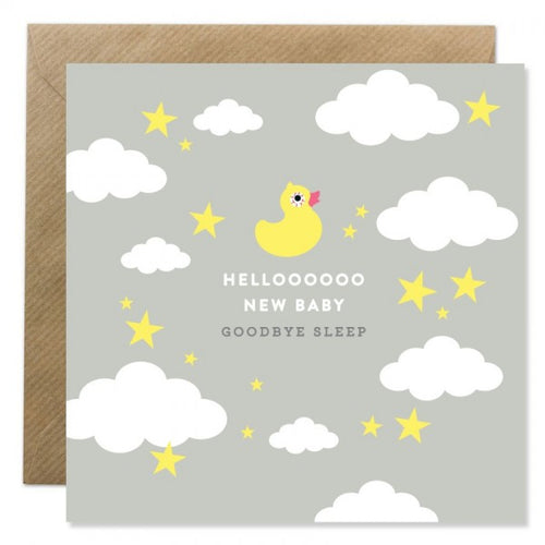 Bold Bunny - Hello Baby Goodbye Sleep