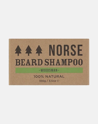 Norse - Solid Beard Shampoo Bar