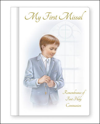 Communion Book - Boy or Girl