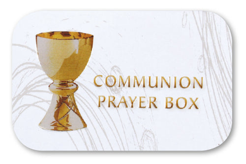 CBC Communion Prayer Box