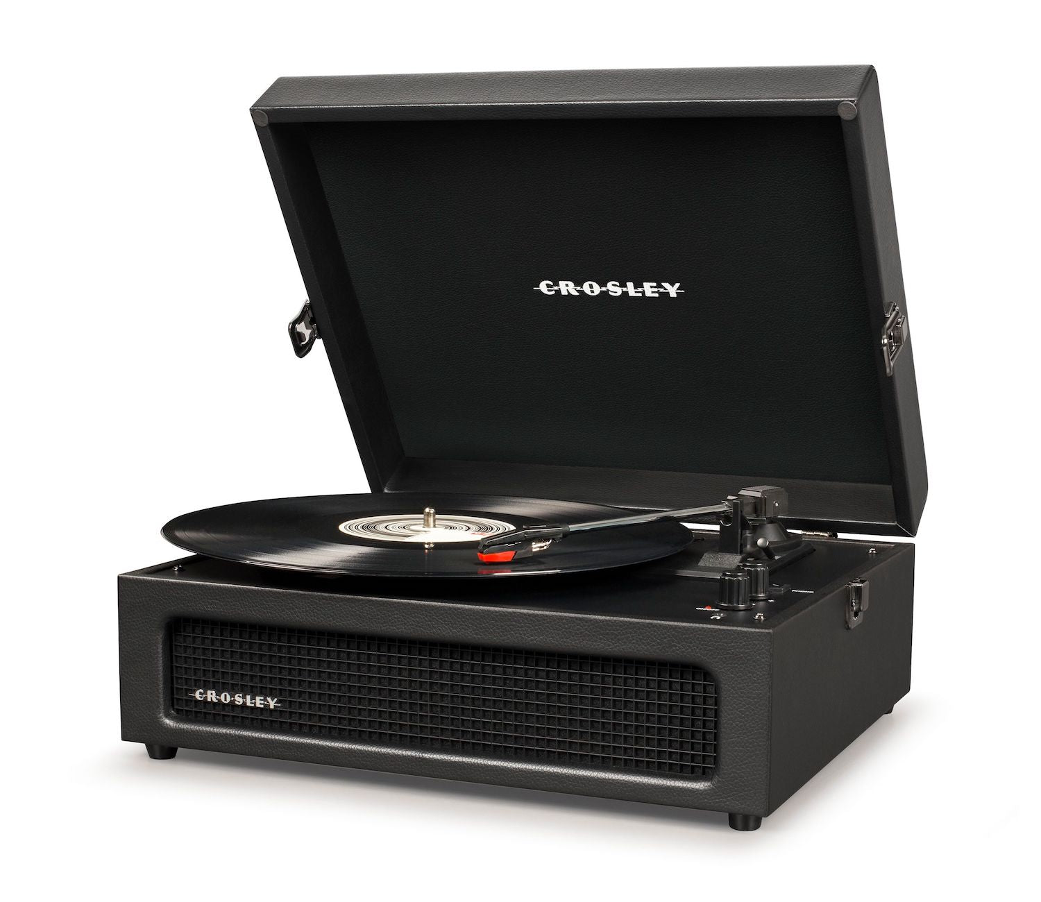 Crosley Vinyl Record Player - Voyager Black