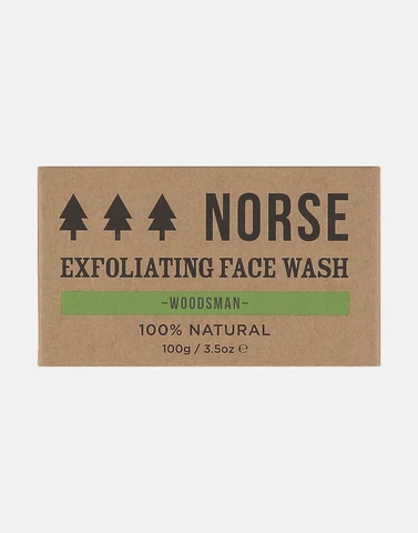 Norse - Solid Face Soap Bar
