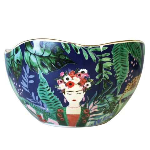 Disaster Designs Frida Kahlo - Bowl