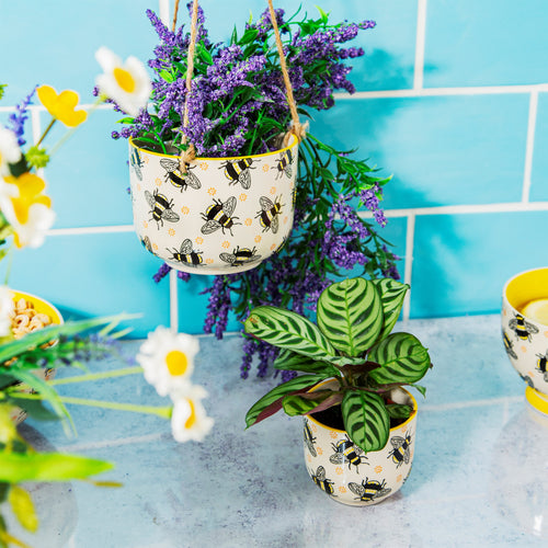 Sass & Belle Planter - Bee