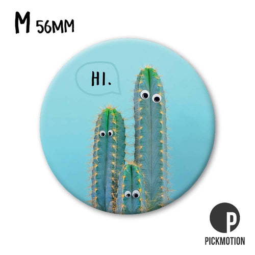 Pickmotion Magnet Medium - Hi Cactus