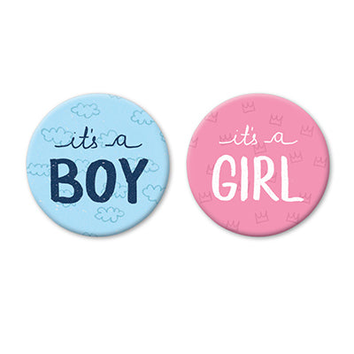 Pickmotion Magnet Small - its a boy/girl