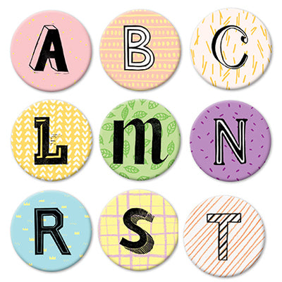 Pickmotion Magnet Small - Alphabet
