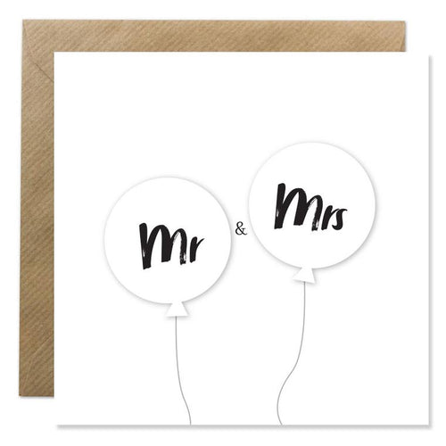 Bold Bunny - Mr & Mrs Balloons
