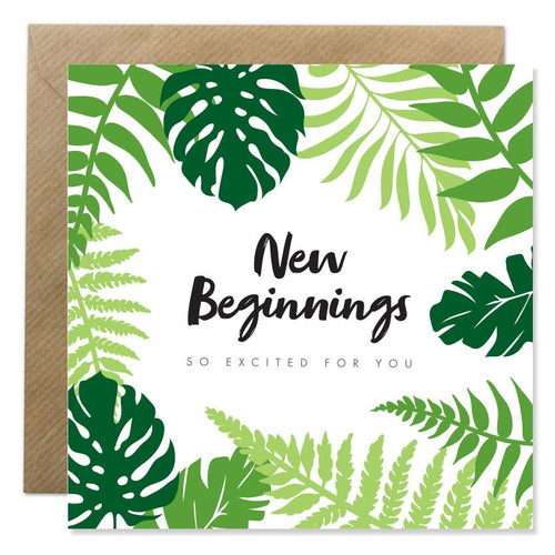 Bold Bunny - New Beginnings