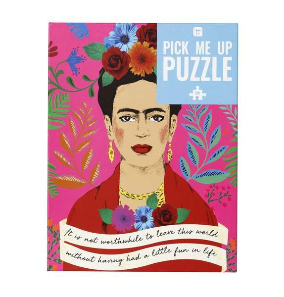 Talking Tables Frida Kahlo - Jigsaw Puzzle