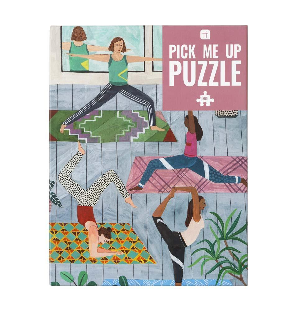 Talking Tables Jigsaw 500 piece - Yoga