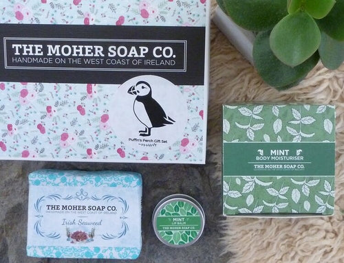 Moher Soap Co. Gift Set