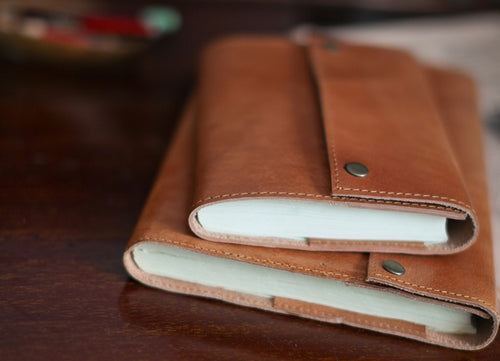 Nkuku - Savannah Leather Journal